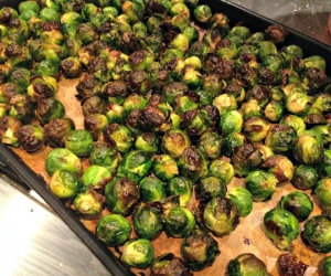 Tips on Roasting Brussel Sprouts