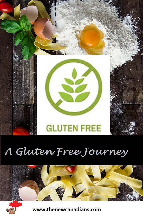 my gluten free journey means experiment with new recipes