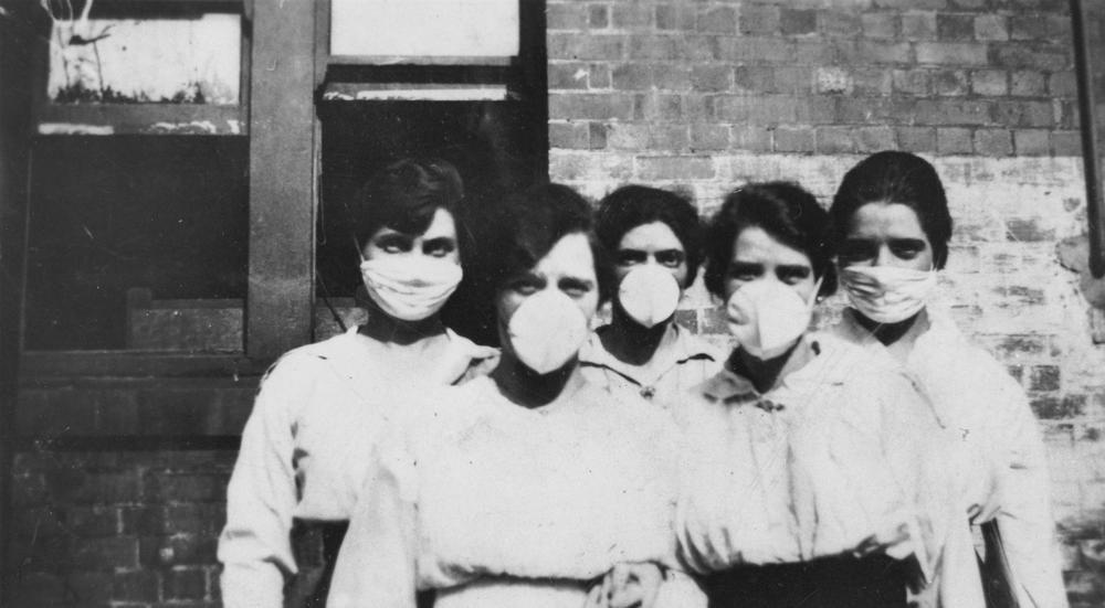 different types of face masks used during pandemic